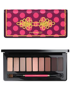 MAC Nutcracker Sweet Holiday 2016 Collection -- Palettes & Kits