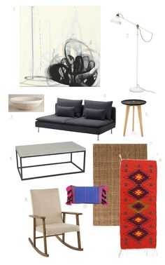 Smart Style on Budget: Textured Modern Living Room Under $1800