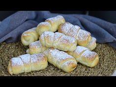 I slane i slatke: Recept za najmekše kiflice koje uvijek uspiju Bread Recipes, Cake Recipes, Dessert Recipes, Cooking Recipes, Beignets, Nutella, Croation Recipes, Kolaci I Torte, Sweet Buns