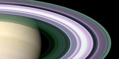 Cassini Probe Begins Tango With Saturn's Rings