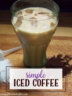 Simple Iced Coffee R