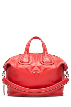 e1399d52f295 GIVENCHY Nightingale Medium 3D Effect in Red Nightingale