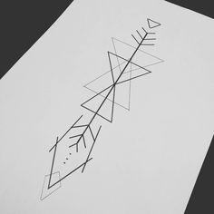 21 отметок «Нравится», 2 комментариев — Tattoo artist Анастасия (@dottattoo) в Instagram: «#тату #татуировка #москва #татумосква #геометрия #tattoo #tattoomoscow #geometria #rybinatattoo…»