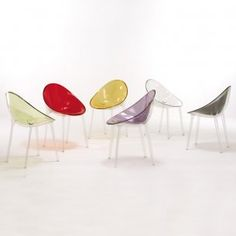 Kartell Mr. Impossible 5840 - Chair