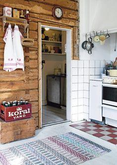 rug and tiles