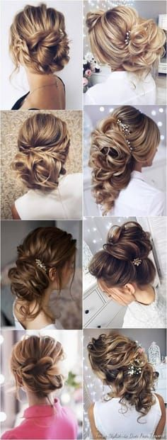 60 Wedding Hairstyles for Long Hair from Tonyastylist | Pinterest
