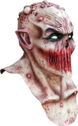 Deadly Silence Zombie Mask Adult Latex Halloween Undead Horror Bloody Warts New Adulte Halloween, Masque Halloween, Scary Halloween Masks, Scary Mask, Scary Halloween Costumes, Halloween Horror, Halloween Makeup, Halloween Ideas, Halloween Stuff