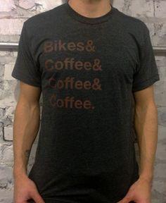 Bikes & Coffee #Bikes & #Coffee