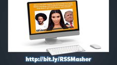 http://bit.ly/RSSMasher, RSSMasher 2.0 Launches, RSSMasher, RSSMasher  2.0