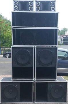 Stage Equipment, Speaker Design, Hifi Audio, Sleep
