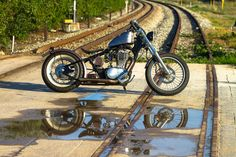 LaBelle :: Suzuki Savage LS650 by Alchemist