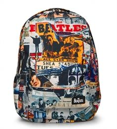 Beatles Backpack The Beatles Anthology -Beatles Fab 4 Store Beatles Merchandise by The Beatles