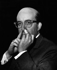Weegee's photos from the set of 'Dr. Strangelove' | Dangerous Minds