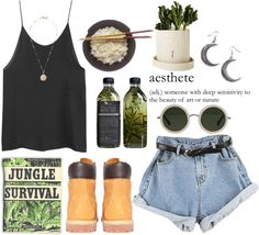 """""""My favorite color is green"""" by bl1ssful on Polyvore"""
