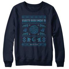 Water Tribe's Sweater - Sweatshirt