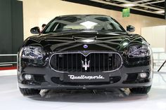 """Maserati Quattroporte """"mixed"""" reviews for ultimate executive saloon. Or just a sales mans car? #Maserati"""