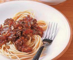 Špagety á la Bolognese   Recepty.sk