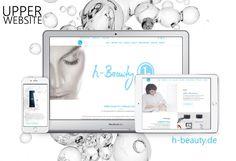 Webdesign für das H-Beauty Kosmetikinstitut Web Design, Beauty, Seo, Weaving, Website, Beleza, Website Designs, Site Design