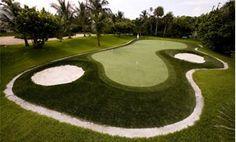 Back Yard Putting, Putting Green Accessories, Golf Putting
