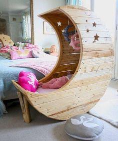 babyzimmer gestalten - babywiege anleitung und 40 tolle ideen ... - Babyzimmer Interieur Einrichten