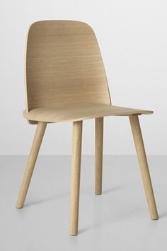 Nerd chair by David Geckeler: Very smooth, but I can't imagine it being that comfortable.