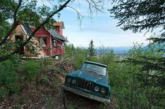 Abandoned Alaska: 12 Ghost Towns and Ruins of the Last Frontier