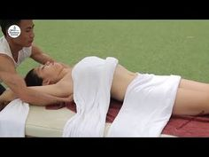 Japanese Massage Cute Private with herbal oils & More Relaxation & Flexibility - YouTube