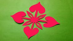 How to make simple easy paper cutting flow er designs paper how to make easy simple paper cutting flowers paper cutting design mightylinksfo