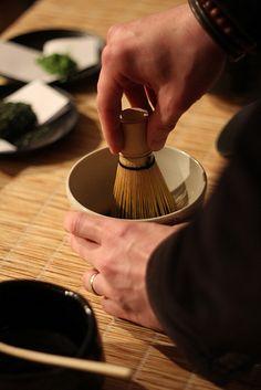 Sadou:茶道