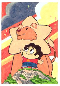 The Steven Universe gallery show is this weekend at Gallery Nucleus! We'll be there early on so come say hey!