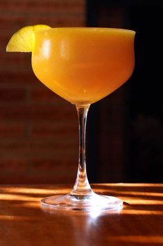Rose Mango Daiquiris | 23 Rum Cocktails You Need To Know About