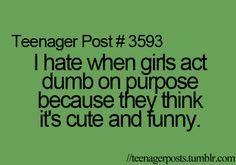 Life: Teenager Posts(: