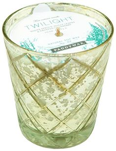 Paddywax Candles Woodland Collection Mercury Glass Candle 10Ounce Twilight >>> This is an Amazon Affiliate link. Details can be found by clicking on the image.