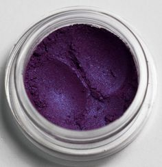 6115af49bc3 A deep matte purple with a slight shimmer. This guy has highlights and low  lights