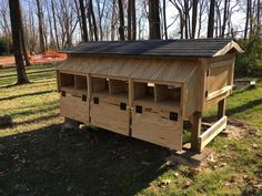 Post with 1833 views. Chicken Coop Rebuild and New Run Chicken Home, Clean Chicken, Chicken Runs, Diy Chicken Coop, Chicken Run Ideas Diy, Chicken Nesting Boxes, Box Building, Run Around, Side Door