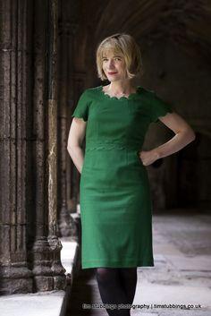 Lucy Worsley- historian, curator, writer Love her !!