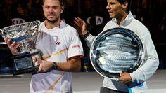 Le helvetian Wawrinka gana a Nadal en le Grand Slam