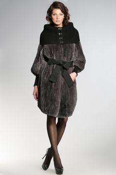 Пальто+пояс+воротник IGOR GULYAEV 17002-50