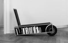 Nils Holger Moormann GmbH | Easy Reader