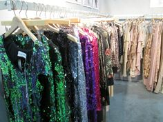 Dress the Population is all about sequins this season!