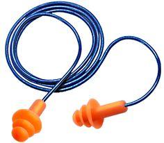 SROAD Tapón auditivo lavable con estuche