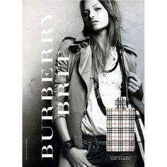 burberry brit feminino  - eau de parfum