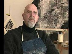 Quick Intro Video: - Chuck Close: Close Up on DVD and VHS Tape - YouTube