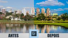 Edição de Fotos no Lightroom   Efeito HDR