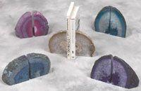 Brazilian Agate Products: Geodes, Bookends, Obelisks | Pikes Peak Rock Shop