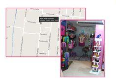 Tienda SUGAR ropa y accesorios. Ubicación: 2da Av Santa Eduvigis. Edif Imperial. Local #5, 1071 Caracas, Venezuela.