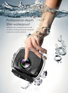 2017 New Magicsee P3 4K 360 degree wifi Camera VR 3D GO Pro Standard VR Dual Lens Waterproof Camera
