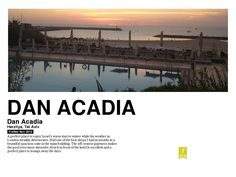 Review of Dan Accadia by Elliot Gold on Triptease - enjoy! Good Sleep, Perfect Place, Maine, London, Beach, Water, Places, Gold, Outdoor