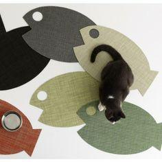 Olive - Chilewich Cat Mat - CAT GOODS