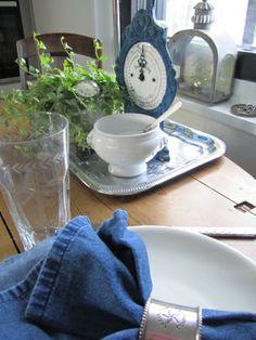 Pikkutalon elämää: Sunnuntailounas farkuissa